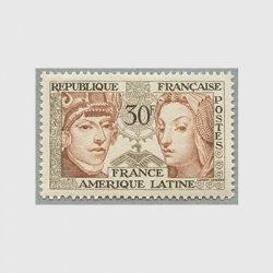 フランス 1956年フランス・ラテンアメリカ友好