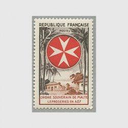 フランス 1956年ヨハネ騎士修道会