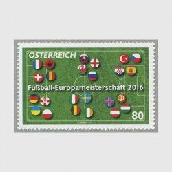 オーストリア 2016年サッカーヨーロッパ選手権