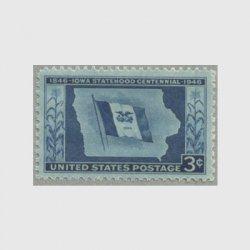 アメリカ 1946年アイオワ州100年