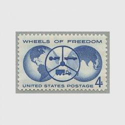 アメリカ 1960年自動車産業