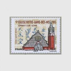 フランス 2016年ノートルダム・デ・ミッション教会