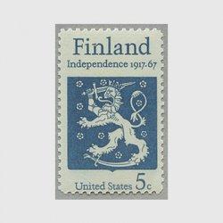 アメリカ 1967年フィンランド独立50年