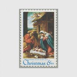 アメリカ 1970年クリスマス L.ロット(1480-1556)の絵