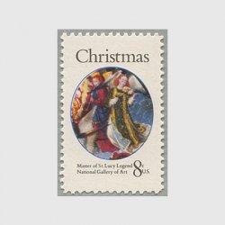 アメリカ 1972年クリスマス 聖母マリア