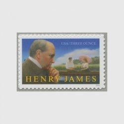 アメリカ 2016年ヘンリー・ジェイムズ