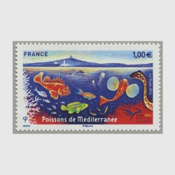 フランス 2016年地中海郵便連合