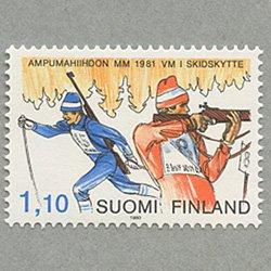 フィンランド 1980年バイアスロン