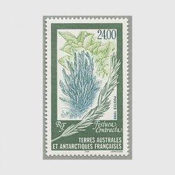 仏領南方南極地方 1999年Festuca Contracta(ウシノケグサ)