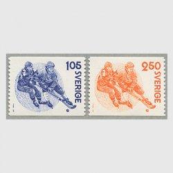 スウェーデン1979年アイスホッケー2種