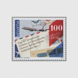 スイス 2016年航空郵趣