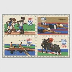 アメリカ 1979年オリンピック トラック競技など4種
