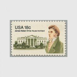 アメリカ 1981年建築家ジェームズ・ホーバン18c
