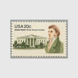 アメリカ 1981年建築家ジェームズ・ホーバン20c