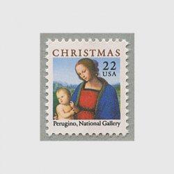 アメリカ 1986年クリスマス聖母子