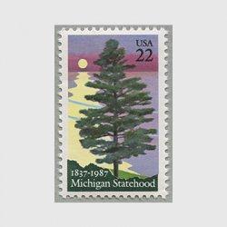 アメリカ 1987年ミシガン州150年