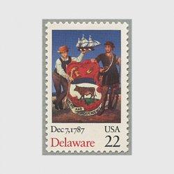 アメリカ 1987年憲法批准200年デラウェア州