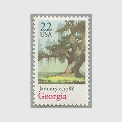 アメリカ 1988年憲法批准200年ジョージア州