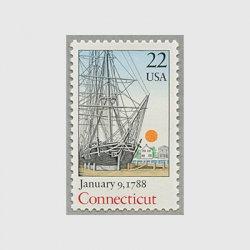 アメリカ 1988年憲法批准200年コネチカット州