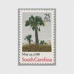 アメリカ 1988年憲法批准200年サウスカロライナ州