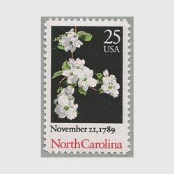 アメリカ 1989年憲法批准200年ノースカロライナ州