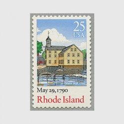 アメリカ 1990年憲法批准200年ロードアイランド州