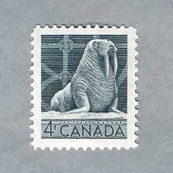 カナダ 1954年セイウチ