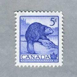 カナダ 1954年ビーバー