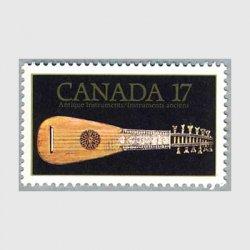 カナダ 1981年18世紀のマンドーラ