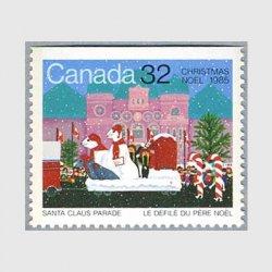 カナダ 1985年クリスマス アシカのパレード