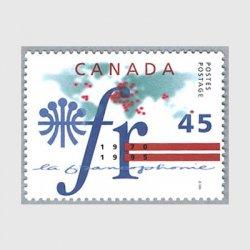 カナダ 1995年AIMF25年