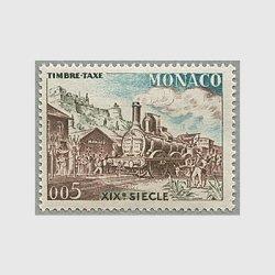 モナコ 1960年19世紀のSL