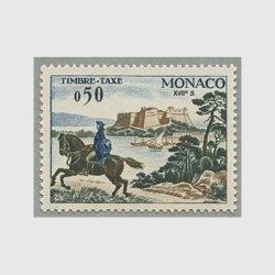 モナコ 1960年17世紀の配達人