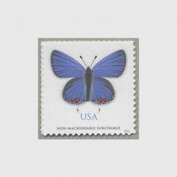 アメリカ 2016年普通切手・蝶
