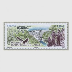 フランス 2016年レーグルダムの抵抗運動