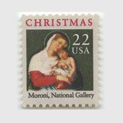 アメリカ 1987年クリスマス聖母