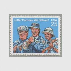 アメリカ 1989年郵便配達人