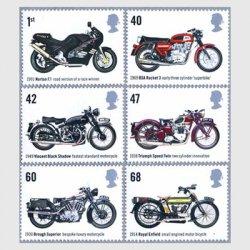 イギリス 2005年オートバイ6種