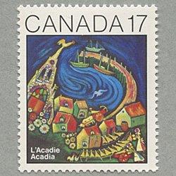 カナダ 1981年Acadian会議100年