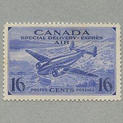 カナダ 1942年特別航空郵便切手