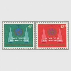 国連 1969年国際法委員会(ILC)20年2種
