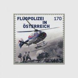 オーストリア 2016年オーストリアの航空警察