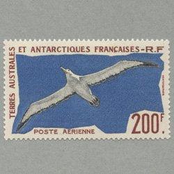 仏領南方南極地方 1959年ワタリアホウドリ