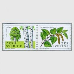 スウェーデン 2008年カバの木コイル2連