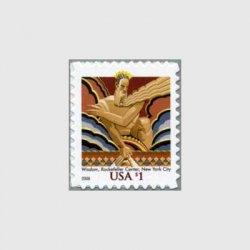 アメリカ 2008年ウィズダム像