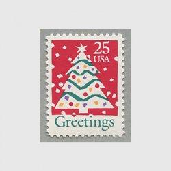 アメリカ 1990年クリスマスツリー