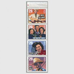 アメリカ 1993年カントリー・ウェスタン歌手