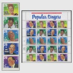 アメリカ 1994年ポピュラーシンガー(no.1)