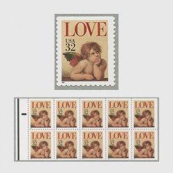 アメリカ 1995年LOVE 天使32c