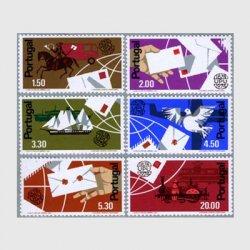 ポルトガル 1974年UPU100年6種